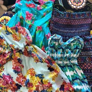 Dresses & Skirts - SUNDRESS BUNDLE